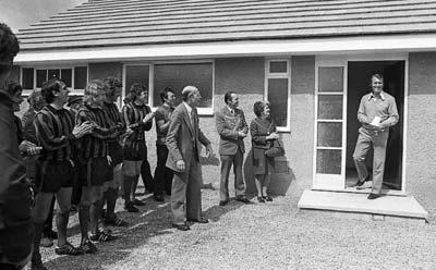 Tavistock AFC Opening