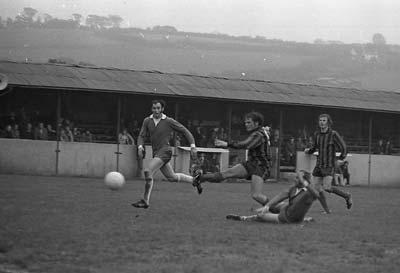 Tavistock V Ottery St Mary, Langsford Park 1974